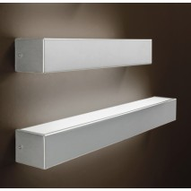 APLIQUE 200 MM PARED ACERO INOXIDABLE