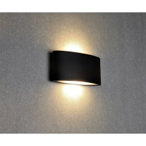 APLIQUE DE PARED 8 WAT LED .