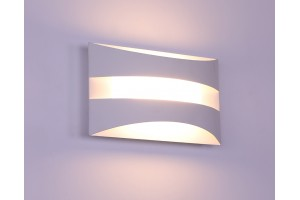 APLIQUE PARED LED 18 WAT ALTA POTENCIA.